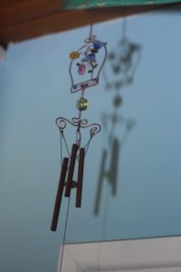 Rodrigues Relaxation wind chimes